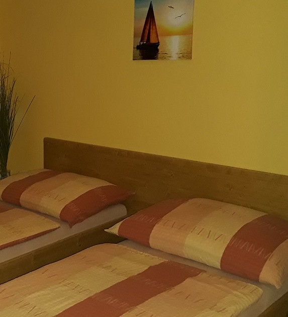Pension U Rudolfa offers cheap accommodation in Ceske Budejovice